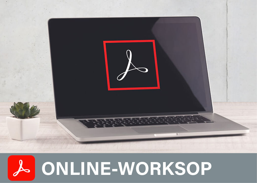 Computerbild mit Online Workshops Acrobat